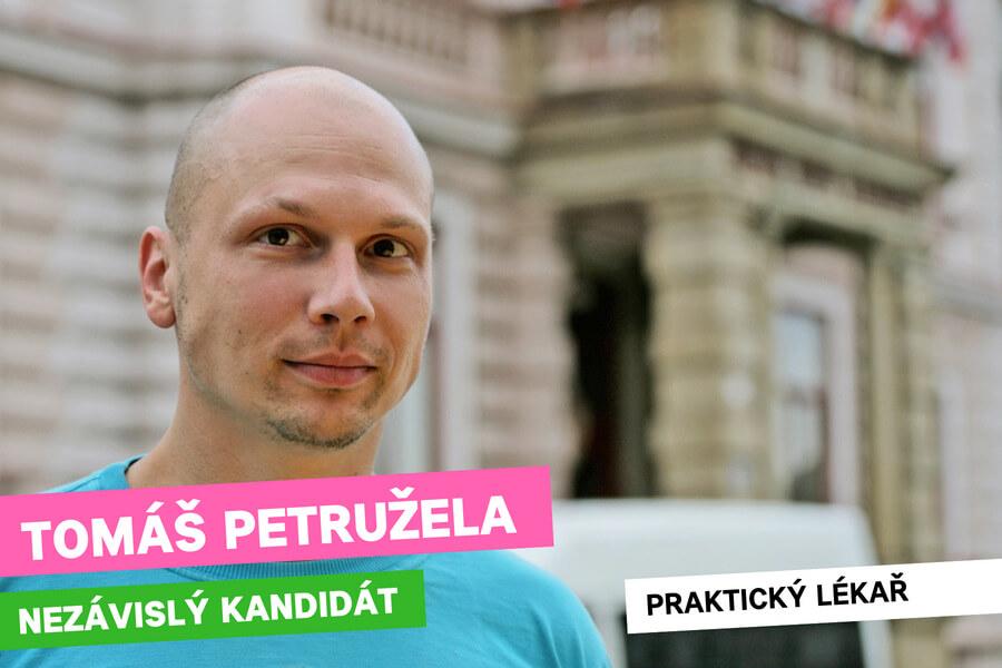13) MUDr. TomášPetružela