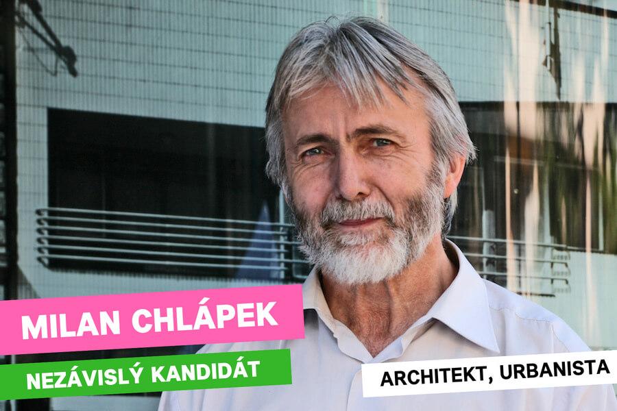 5) Ing. Arch. MilanChlápek