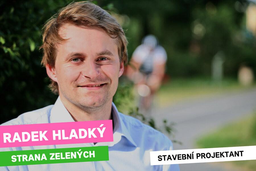 8) Bc. RadekHladký