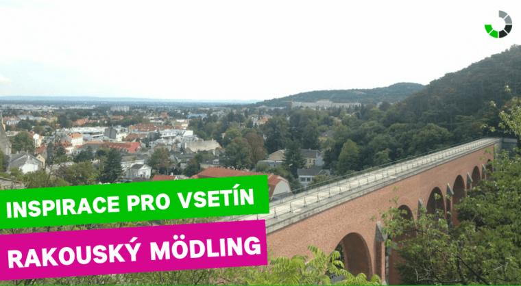 Čím se může Vsetín inspirovat u partnerského města Mödling