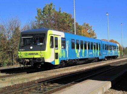 Známe nové jízdní řády vlaků ze Vsetína doKarlovic, Valašského Meziříčí čiBylnice