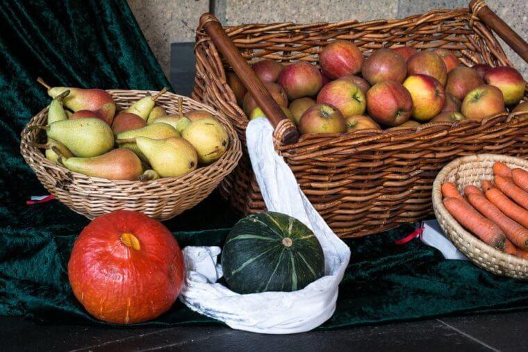 Jak naovoce a zeleninu přes zimu? Lokálně a bez zbytečného plastu